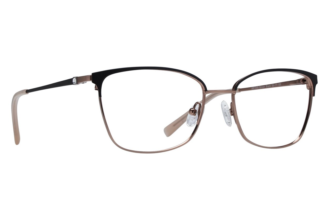 Arlington AR1049 Brown Eyeglasses
