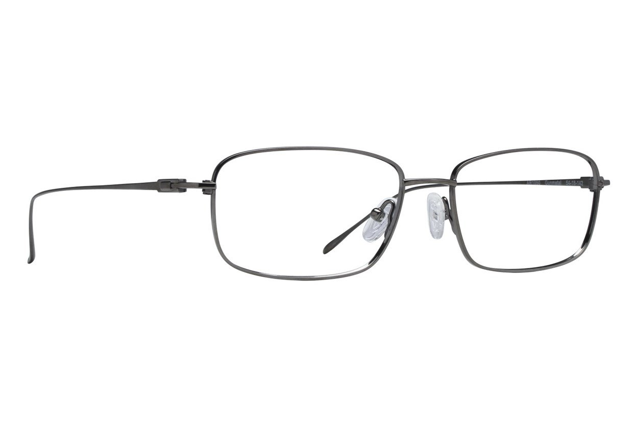 Arlington AR1050 Gray Eyeglasses