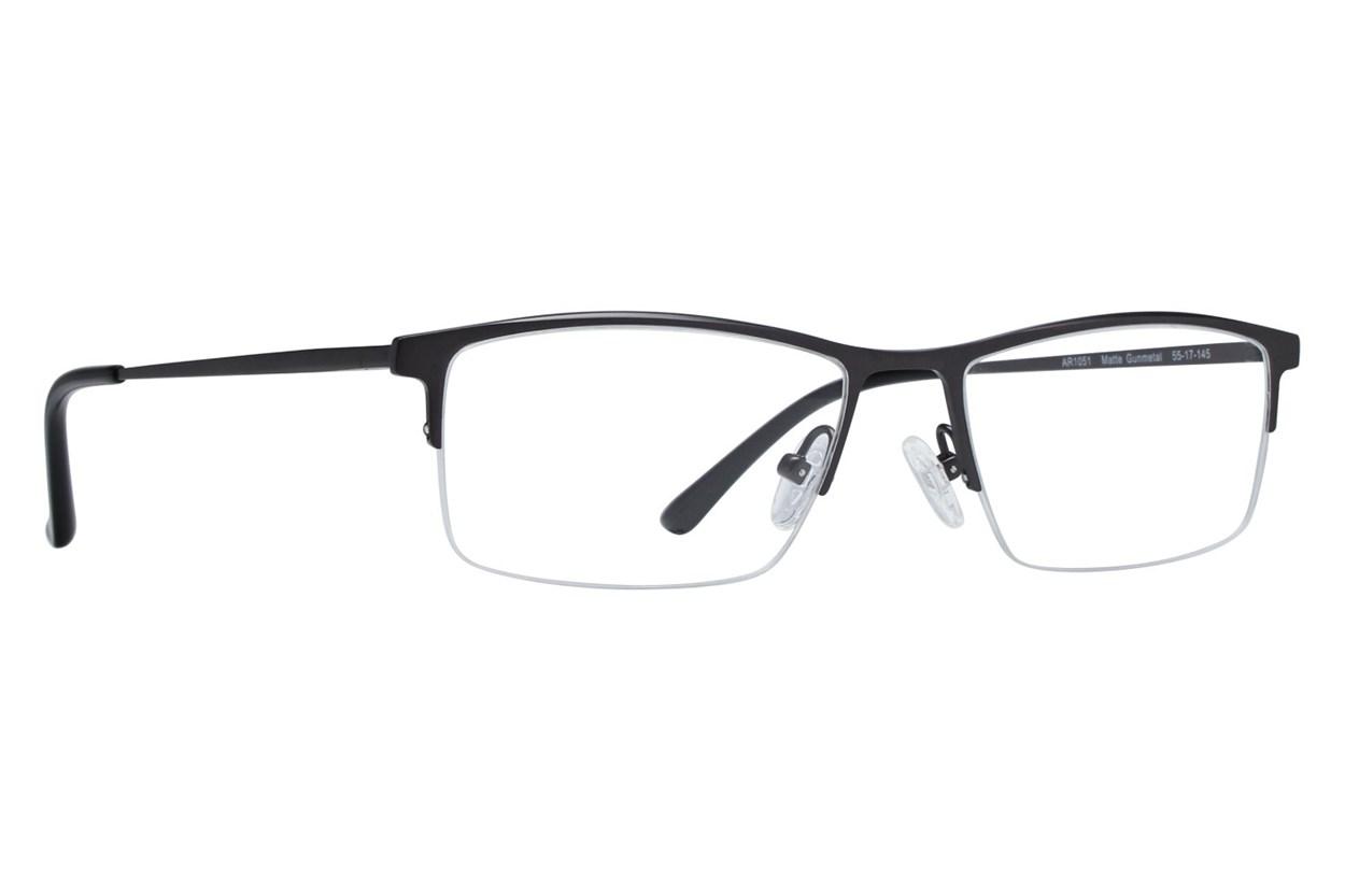 Arlington AR1051 Gray Eyeglasses