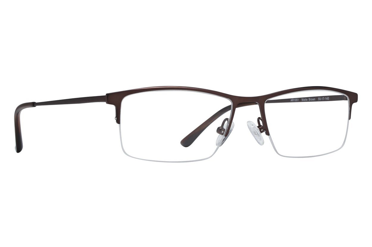 Arlington AR1051 Brown Eyeglasses