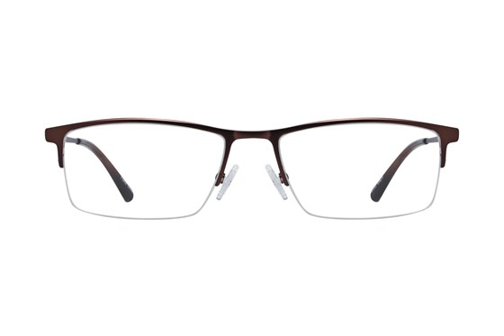 Arlington AR1051 Brown Eyeglasses