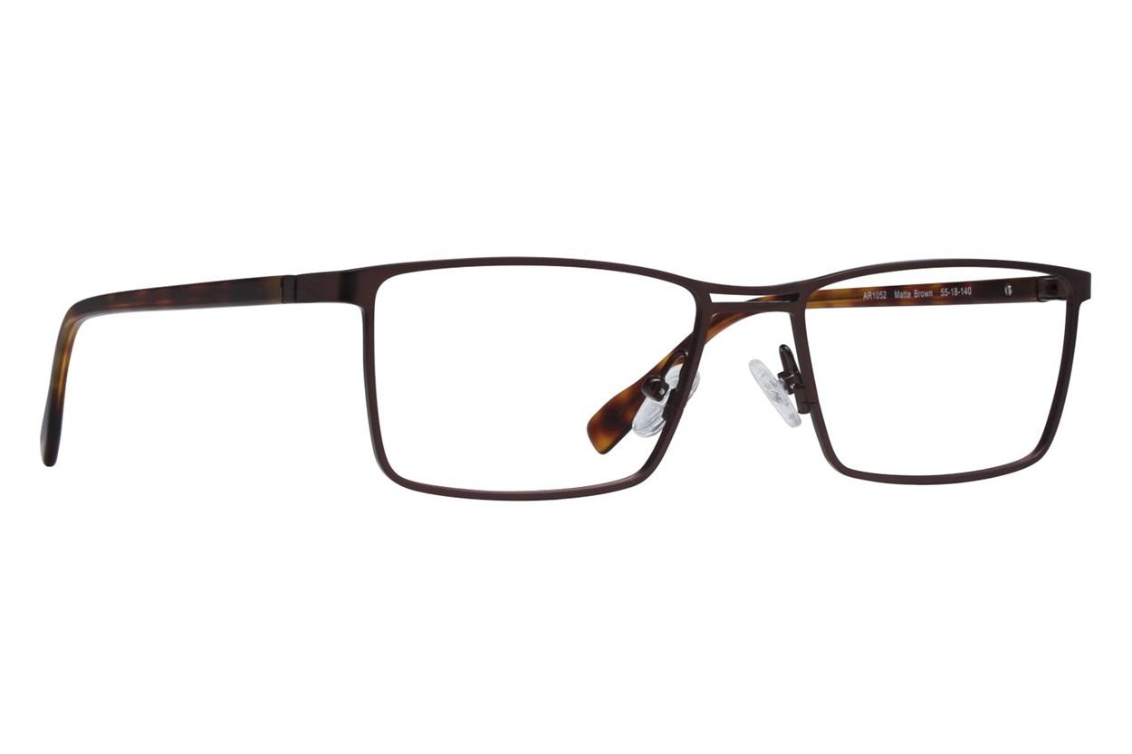 Arlington AR1052 Brown Eyeglasses