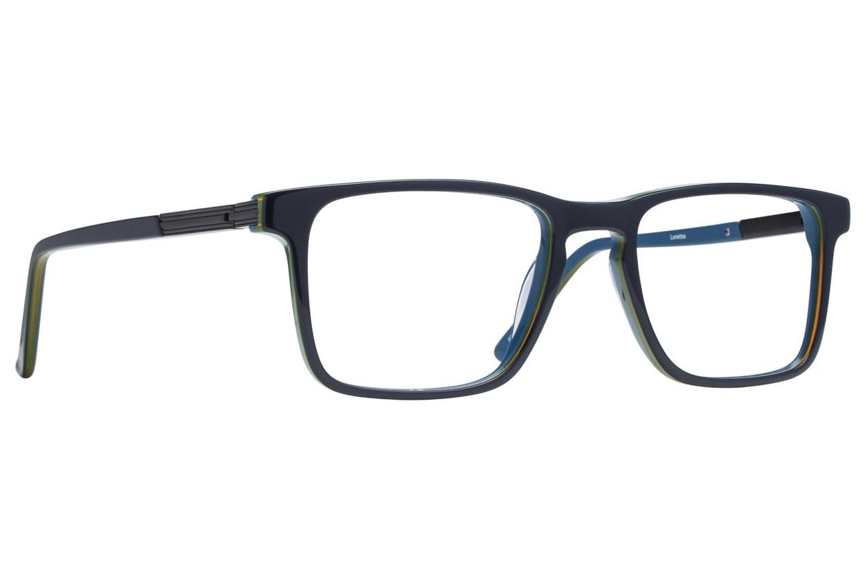Lunettos Dante Blue Eyeglasses