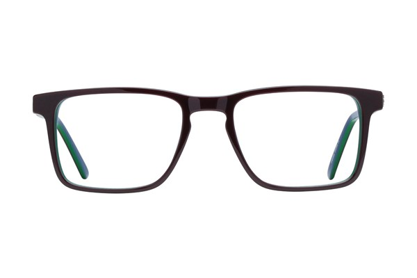 Lunettos Dante Brown Eyeglasses