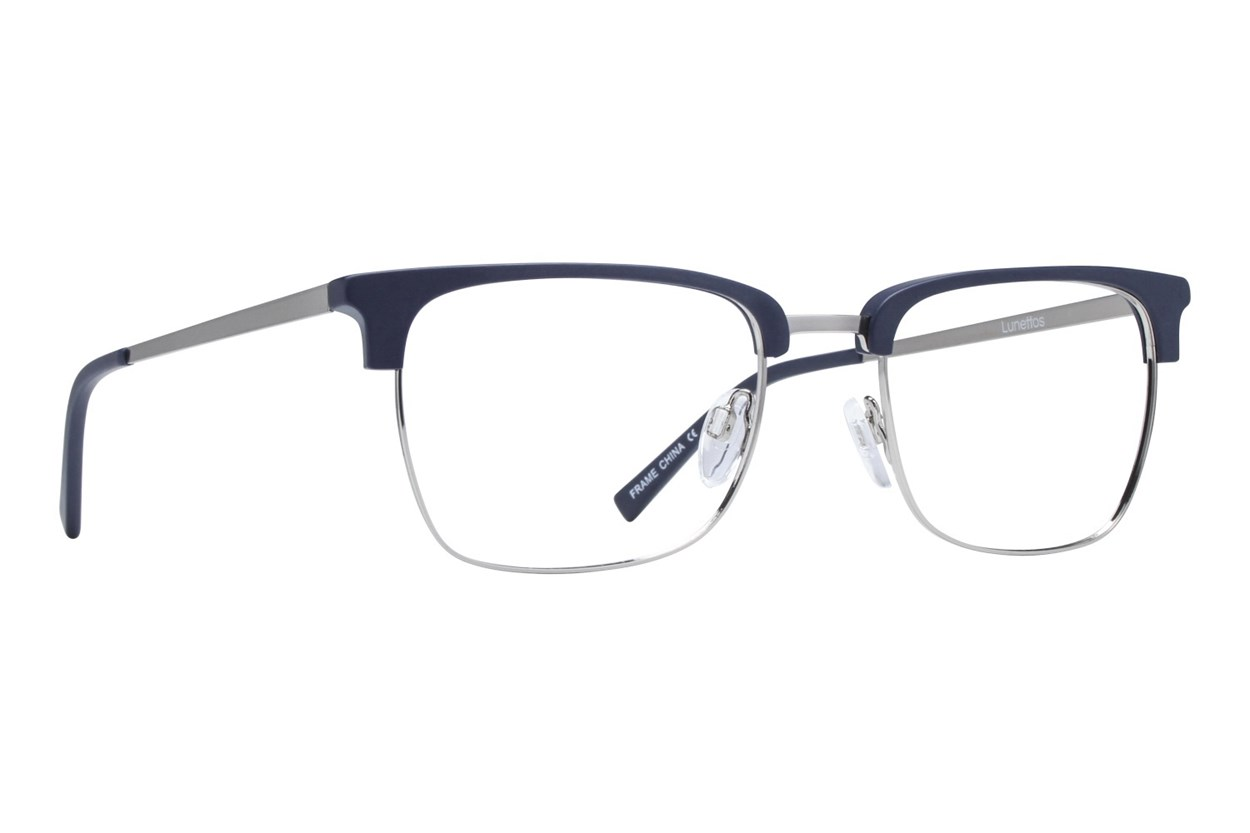 Lunettos Lupe Blue Eyeglasses