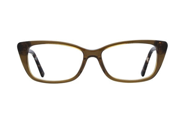 Lunettos Willow Tan Eyeglasses