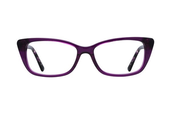 Lunettos Willow Eyeglasses - Purple