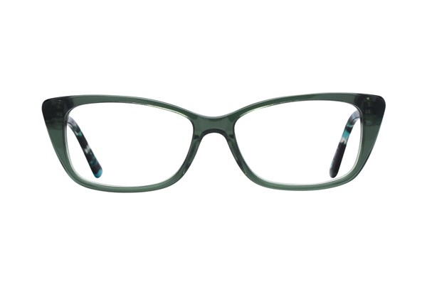 Lunettos Willow Eyeglasses - Green