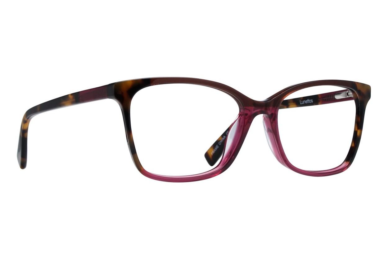 Lunettos Shay Tortoise Eyeglasses