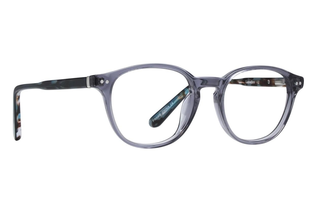 Lunettos Lennon Gray Eyeglasses