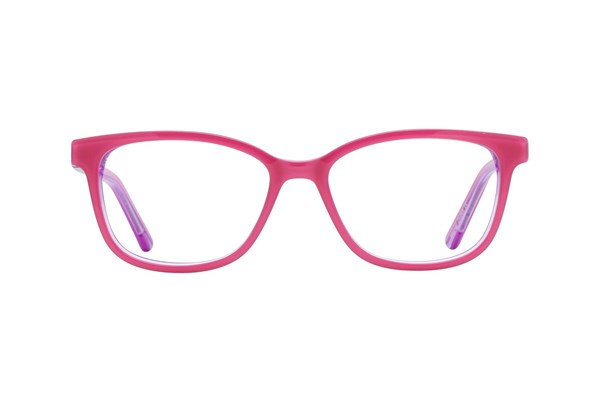 Lunettos Kerry Pink Eyeglasses
