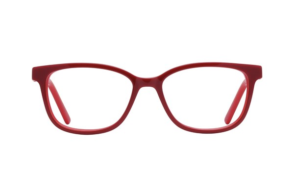 Lunettos Kerry Eyeglasses - Red