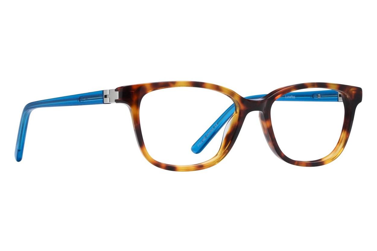 Lunettos Kerry Tortoise Eyeglasses