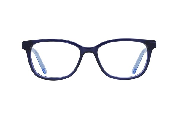 Lunettos Kerry Eyeglasses - Blue