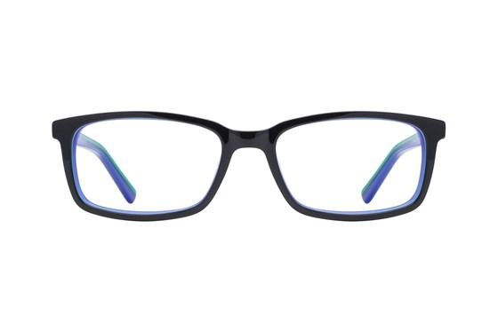 Lunettos Apollo Black Eyeglasses