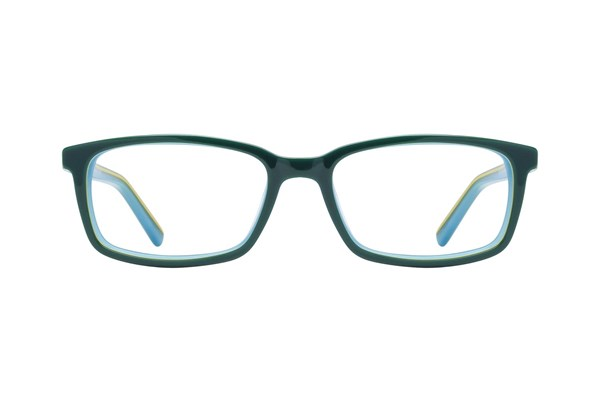 Lunettos Apollo Green Eyeglasses