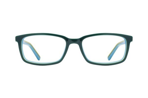 Lunettos Apollo Eyeglasses - Green