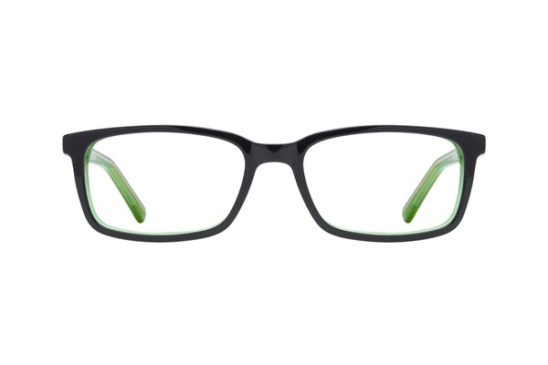 Lunettos Apollo Black Eyeglasses