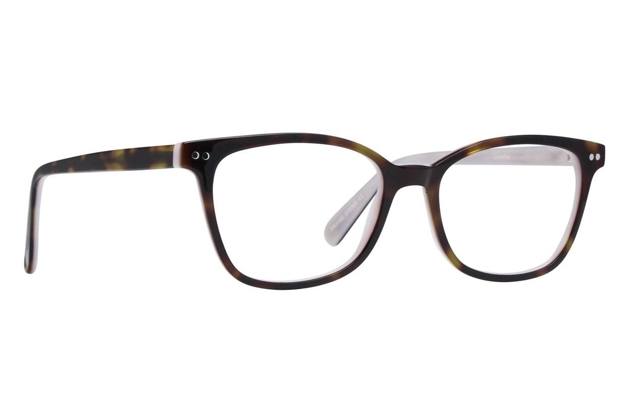 Lunettos Glenda Tortoise Eyeglasses