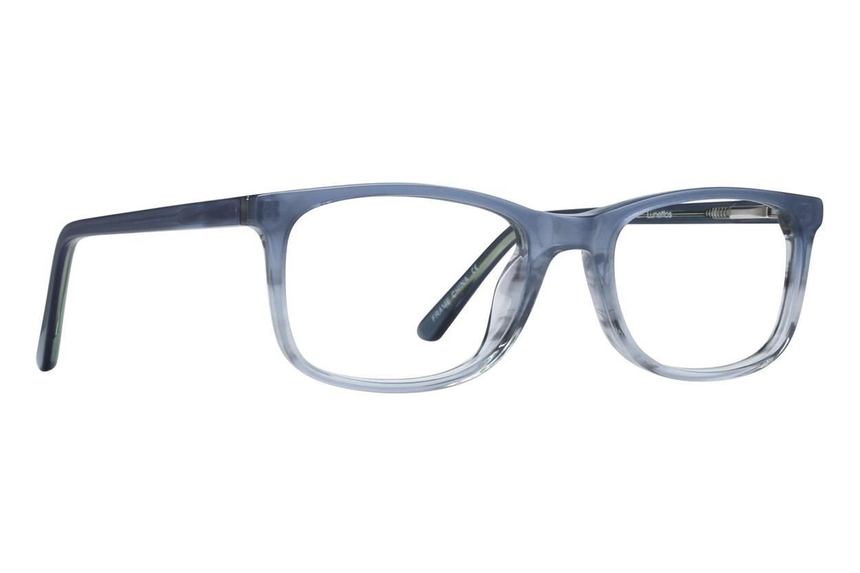 Lunettos Mira Blue Eyeglasses