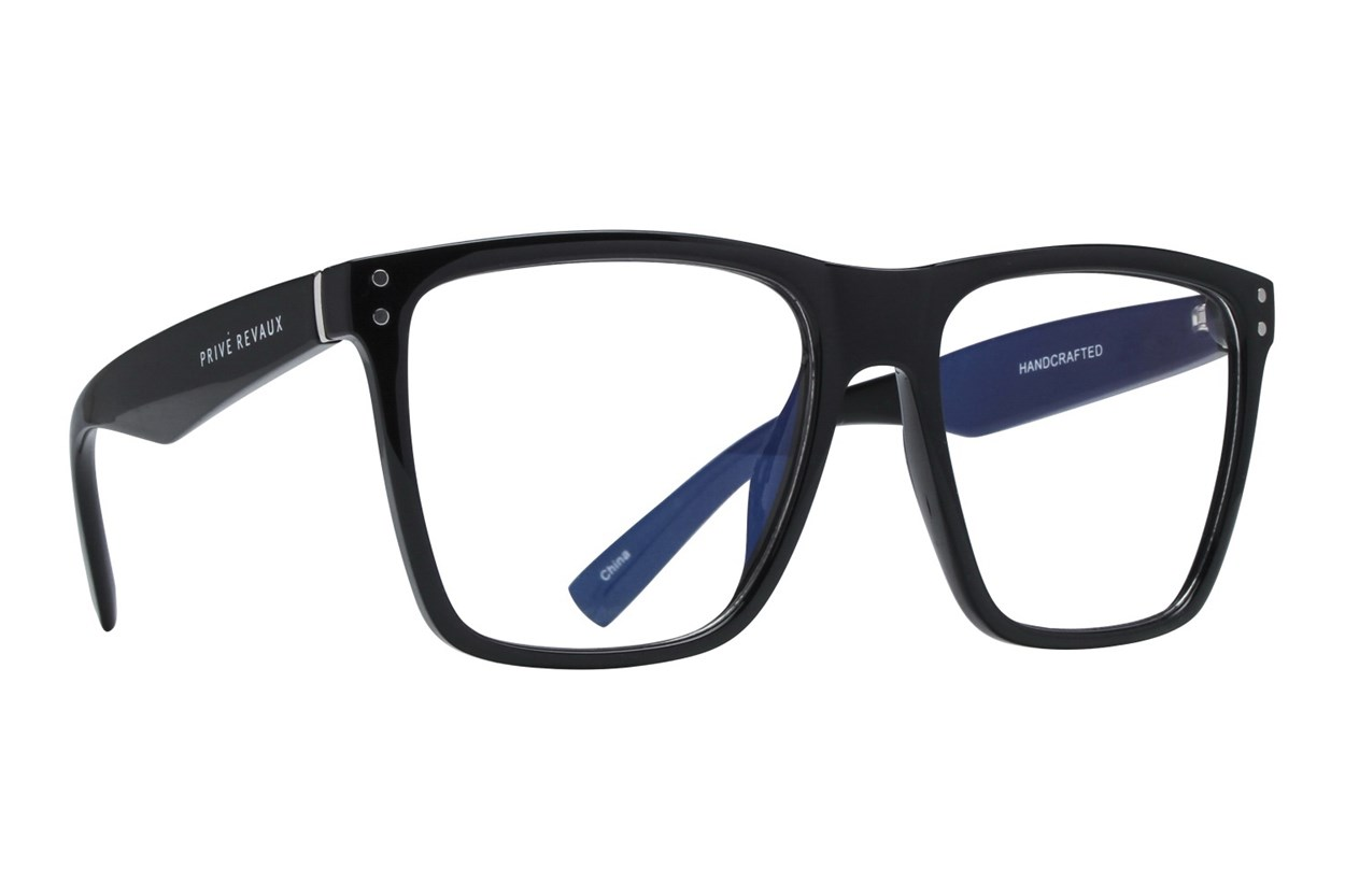 Prive Revaux The Visionary Reader Black ReadingGlasses