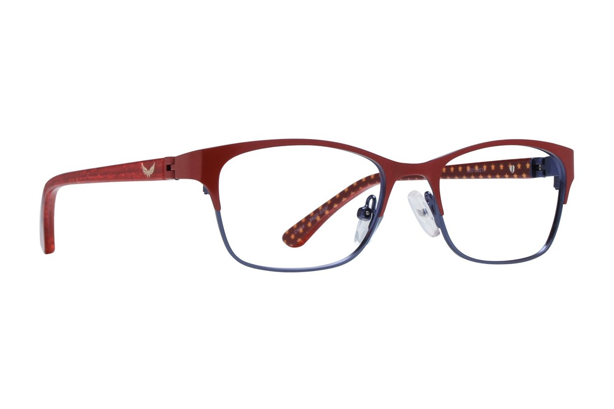 Wonder Woman WWE6 Red Eyeglasses