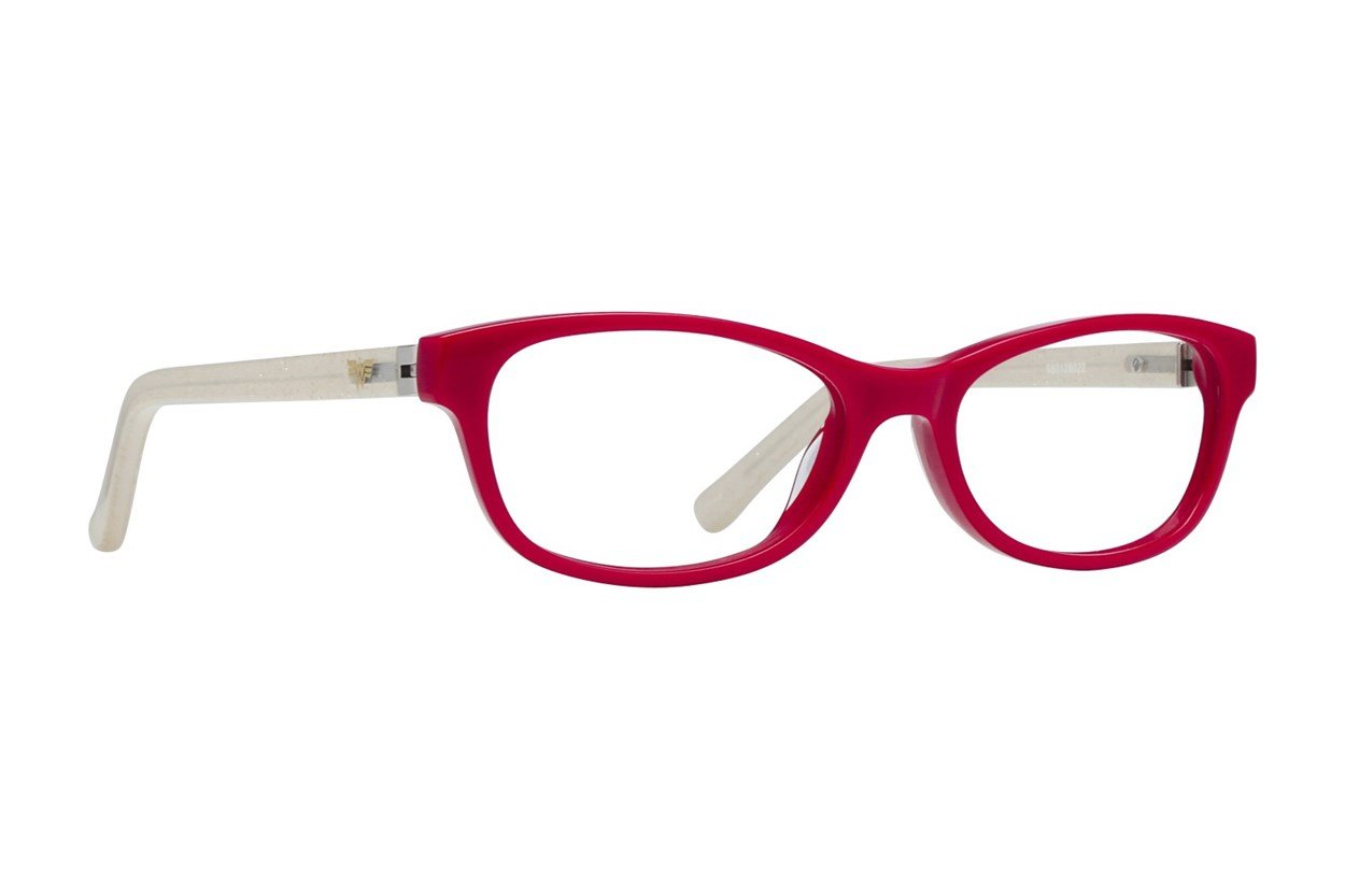 Wonder Woman WWE3 Red Eyeglasses
