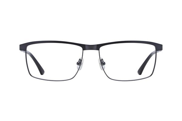 Hackett London Large Fit HEK1158 Eyeglasses - Blue