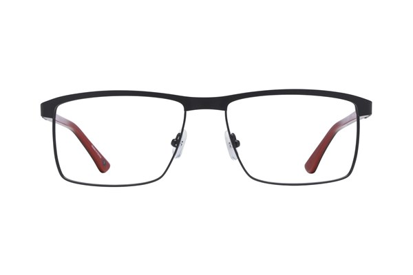 Hackett London Large Fit HEK1158 Black Eyeglasses