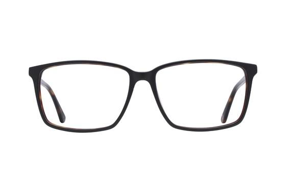 Hackett London Large Fit HEK1201 Black Eyeglasses