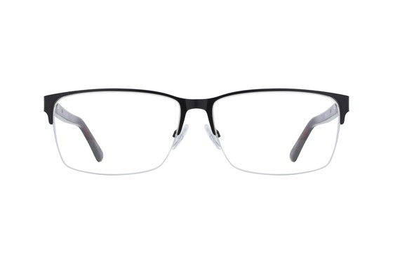 Hackett London Large Fit HEK1203 Black Eyeglasses