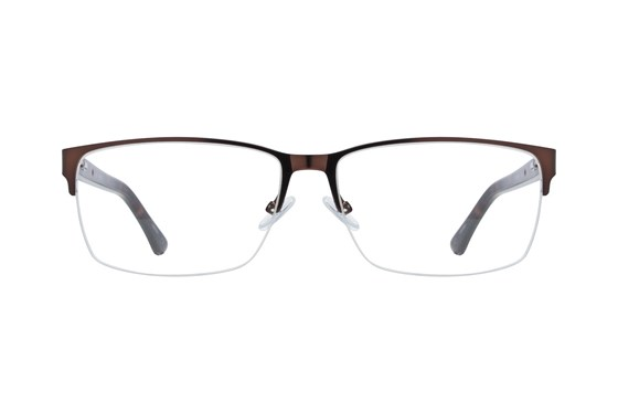 Hackett London Large Fit HEK1203 Brown Eyeglasses
