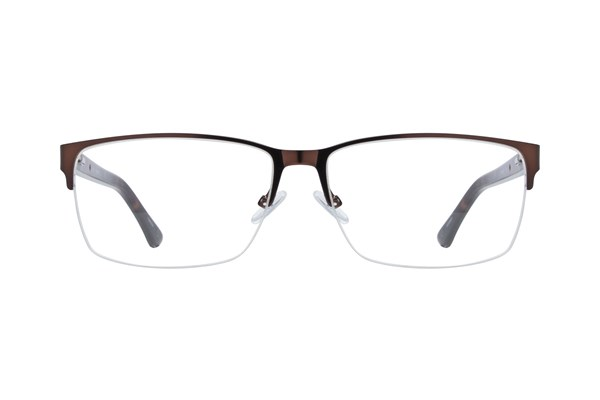 Hackett London Large Fit HEK1203 Brown Eyeglasses