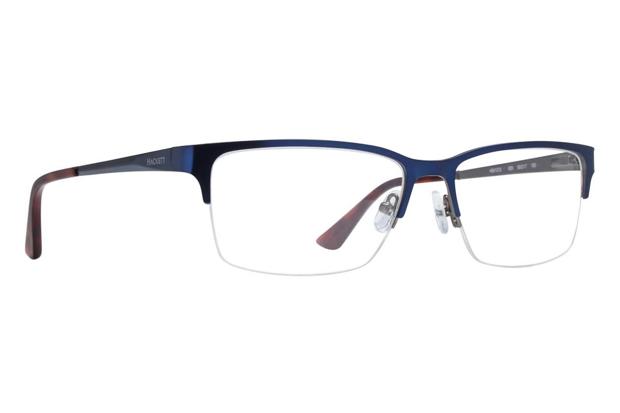 Hackett London Large Fit HEK1212 Blue Eyeglasses