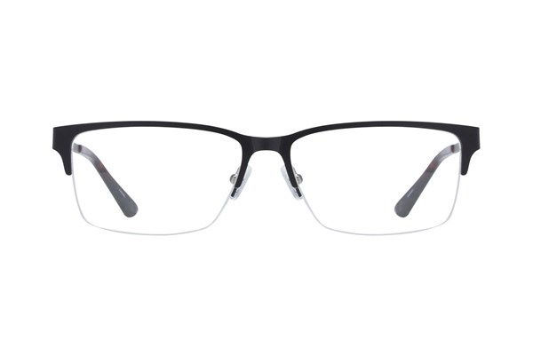 Hackett London Large Fit HEK1212 Black Eyeglasses