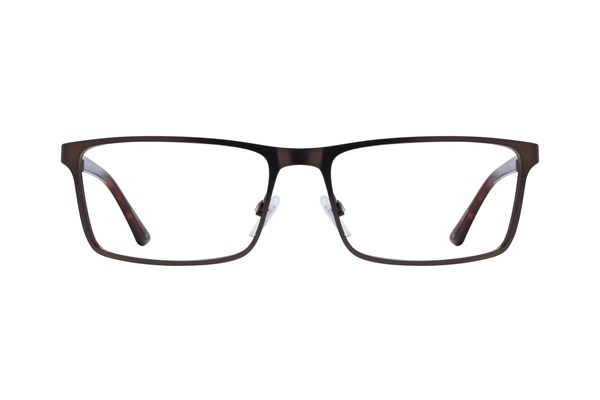 Hackett London Large Fit HEK1213 Eyeglasses - Brown