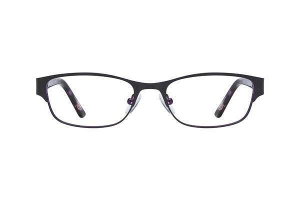 Bloom Optics Petite Lucy Black Eyeglasses