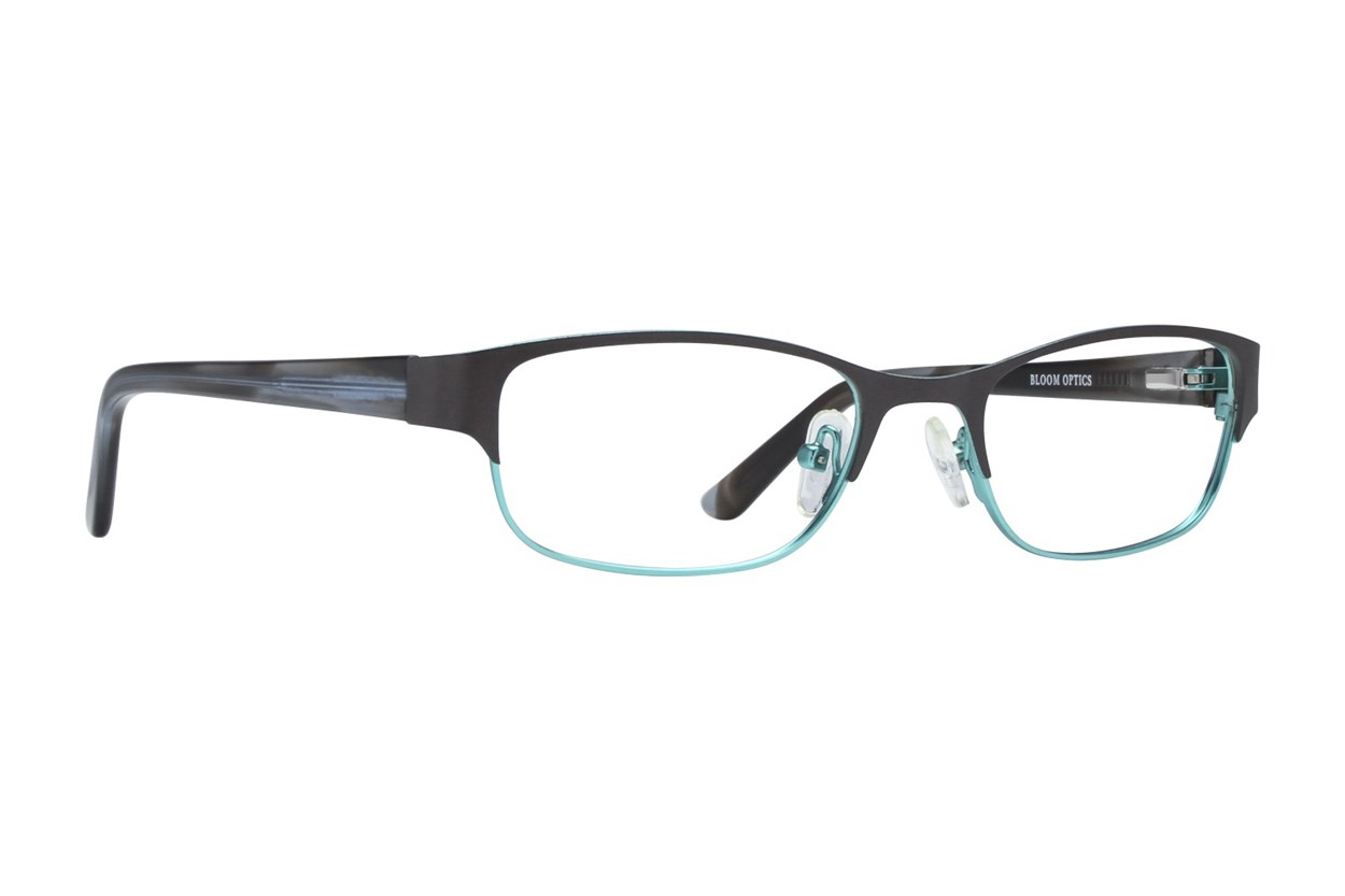 Bloom Optics Petite Lucy Brown Eyeglasses