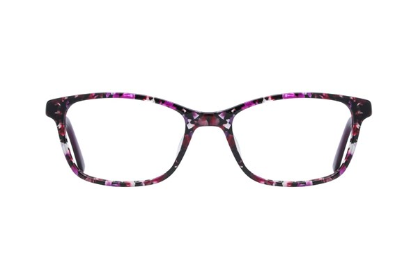 Bloom Optics Petite Tiffany Purple Eyeglasses