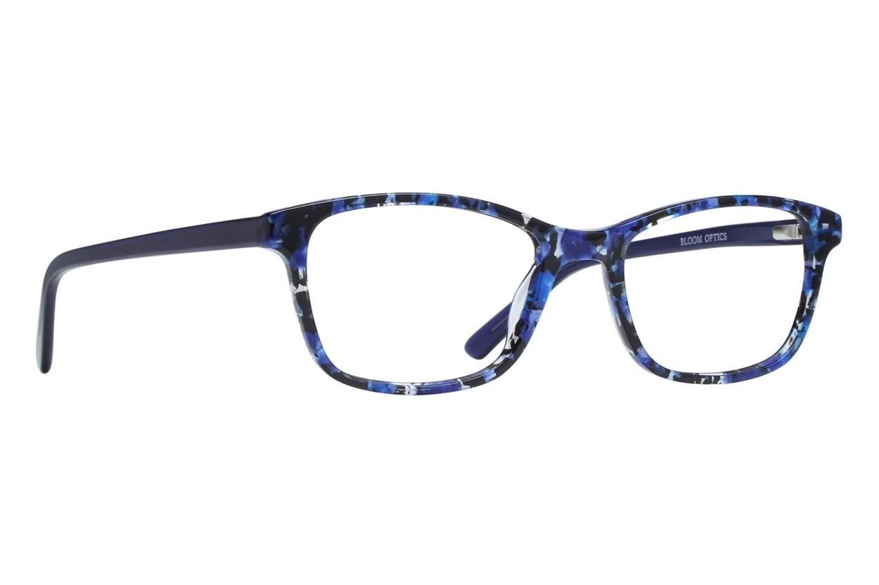 Bloom Optics Petite Tiffany Blue Eyeglasses