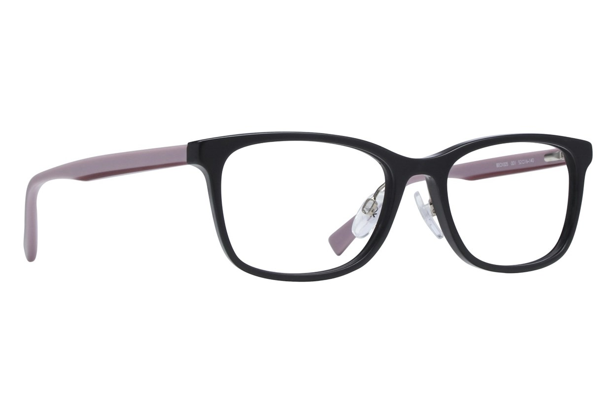 United Colors of Benetton BEO1005 Black Eyeglasses