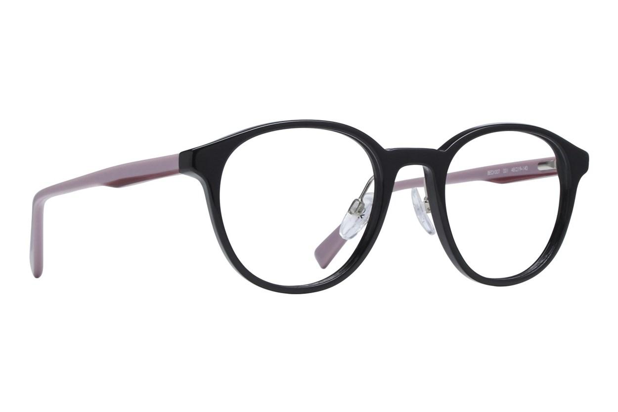 United Colors of Benetton BEO1007 Black Eyeglasses