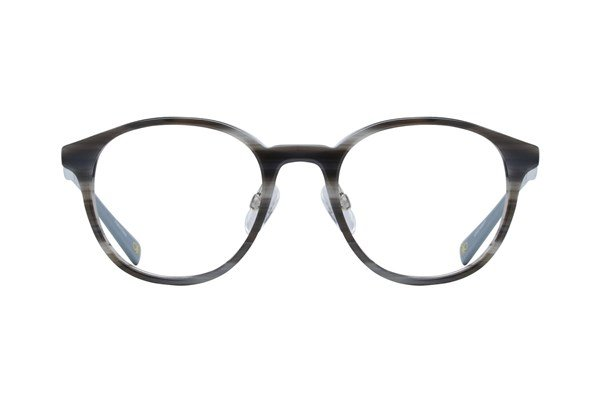 United Colors of Benetton BEO1007 Gray Eyeglasses