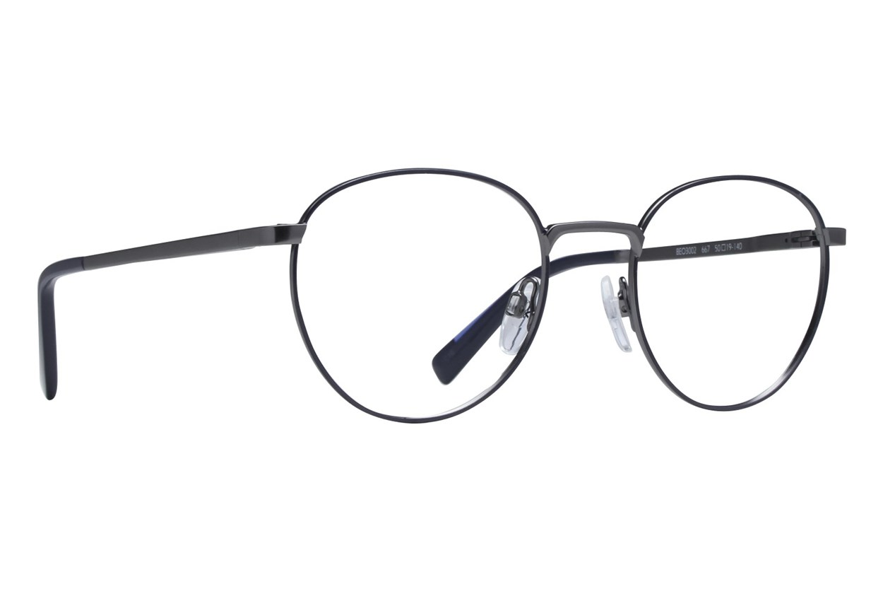 United Colors of Benetton BEO3002 Blue Eyeglasses