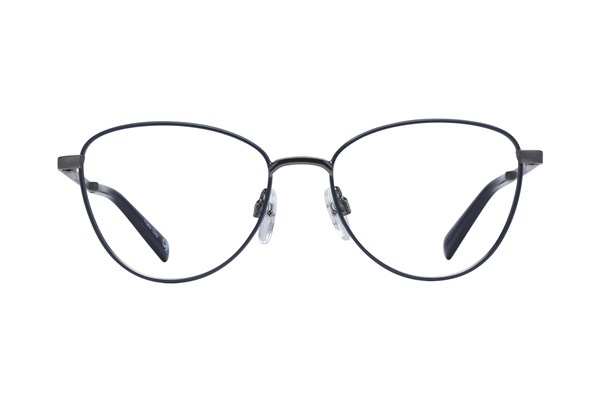 United Colors of Benetton BEO3004 Blue Eyeglasses