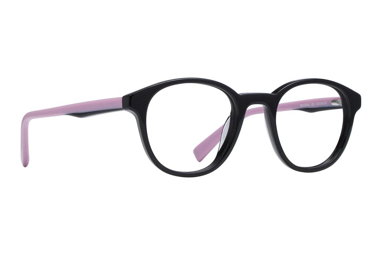 United Colors of Benetton BEKO2006 Black Eyeglasses