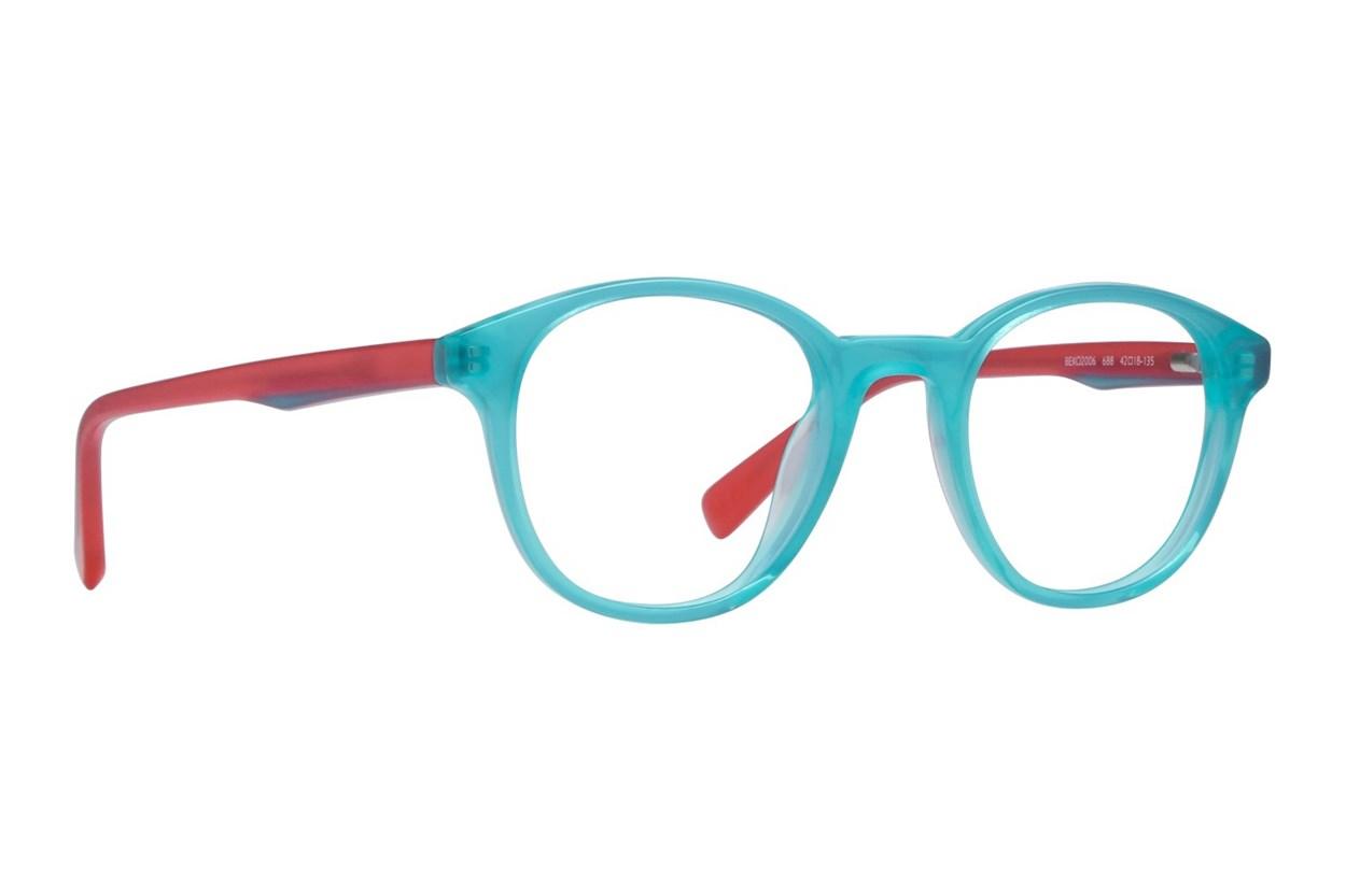 United Colors of Benetton BEKO2006 Turquoise Eyeglasses