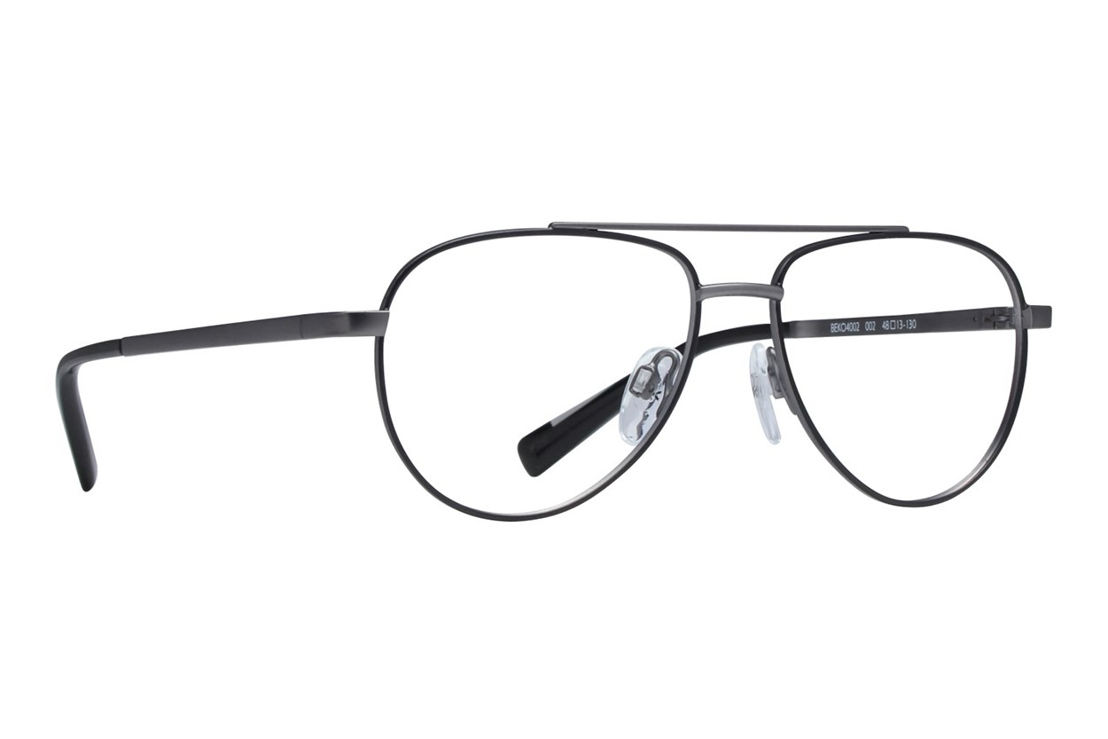 United Colors of Benetton BEKO4002 Black Eyeglasses