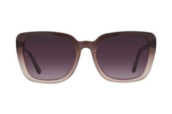 Lunettos Kira Brown Sunglasses
