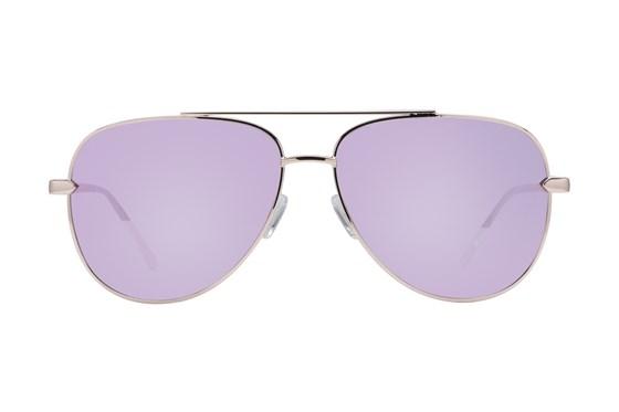 Lunettos Ira Gold Sunglasses